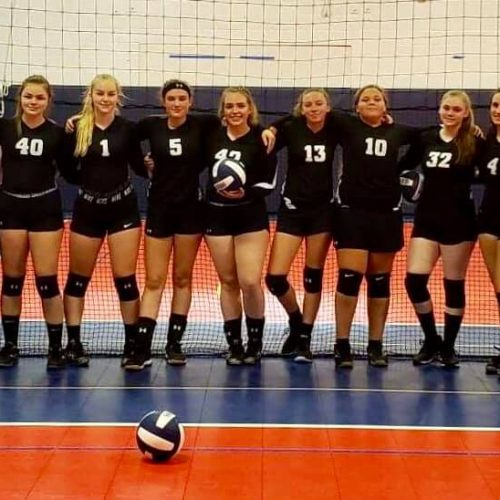 volleyball happy
